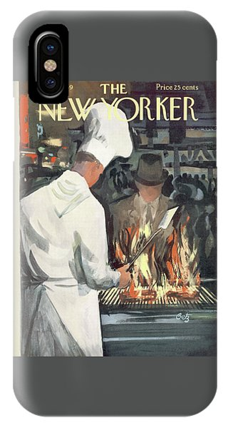 New Yorker March 7th, 1959 IPhone Case