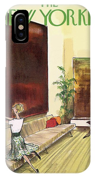 New Yorker March 7th, 1964 IPhone Case