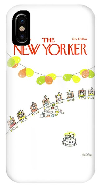 New Yorker May 12th, 1980 IPhone Case