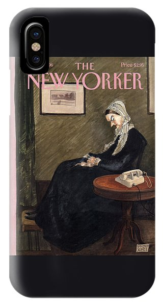 New Yorker May 13th, 1996 IPhone Case