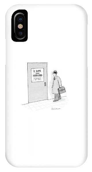 New Yorker May 14th, 1984 IPhone Case