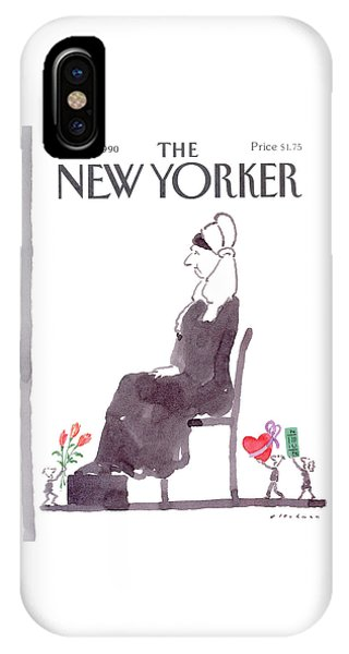 New Yorker May 14th, 1990 IPhone Case