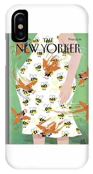 New Yorker May 15th, 1995 IPhone Case