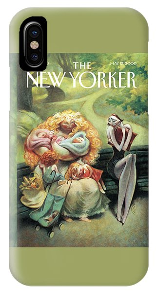 New Yorker May 15th, 2000 IPhone Case