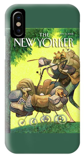 New Yorker May 15th, 2006 IPhone Case