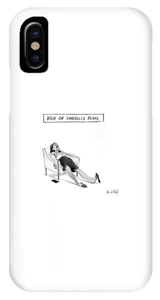 New Yorker May 15th, 2017 IPhone Case