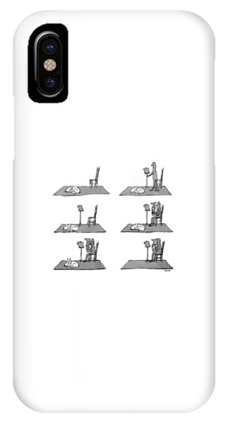 New Yorker May 17th, 1976 IPhone Case