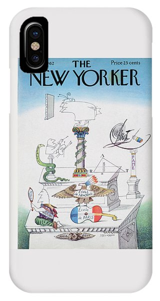 New Yorker May 19th, 1962 IPhone Case