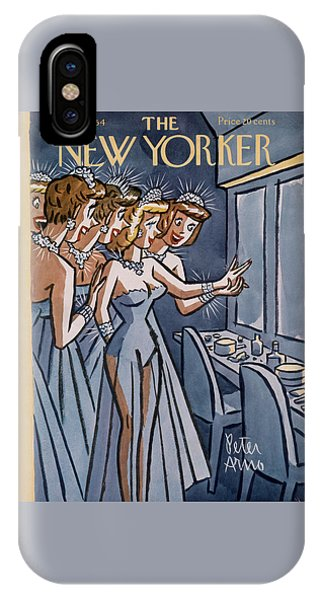 New Yorker May 1st, 1954 IPhone Case