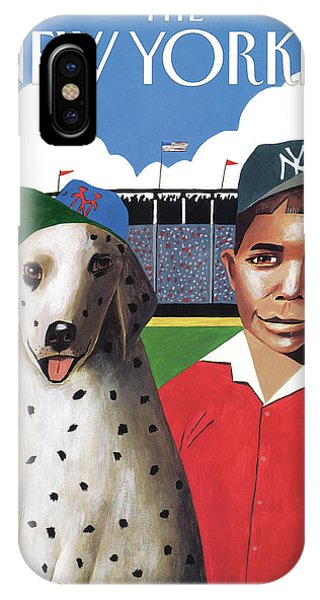 New Yorker May 1st, 1995 IPhone Case