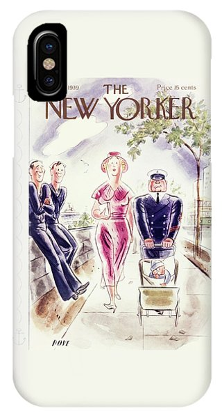 New Yorker May 20 1939 IPhone Case