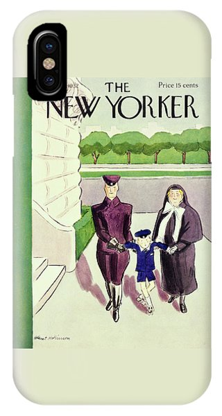 New Yorker May 21 1932 IPhone Case