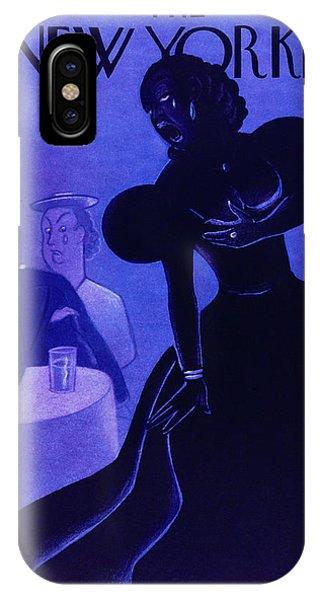 New Yorker May 21 1938 IPhone Case