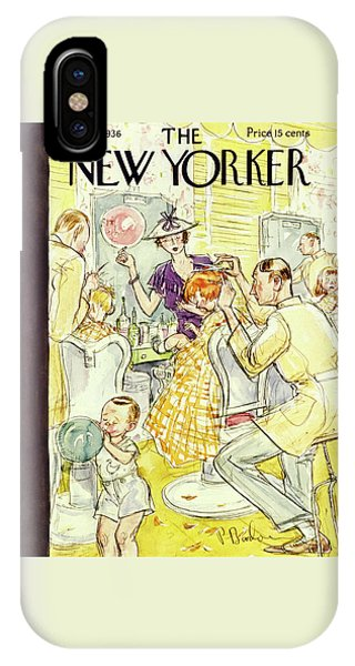 New Yorker May 23 1936 IPhone Case