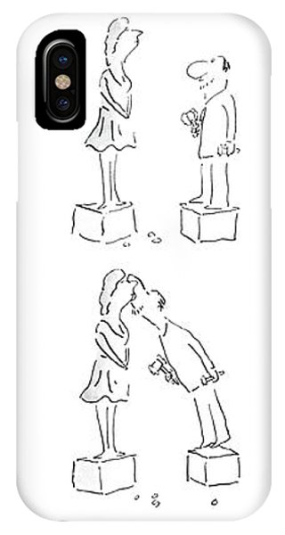 New Yorker May 25th, 1987 IPhone Case