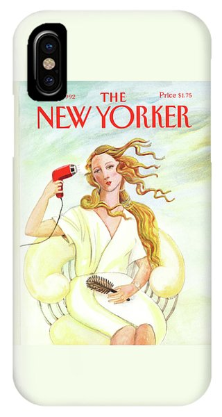 New Yorker May 25th, 1992 IPhone Case