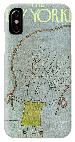 New Yorker May 26th, 1975 IPhone Case