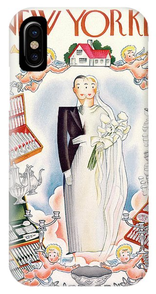 New Yorker May 27th, 1933 IPhone Case