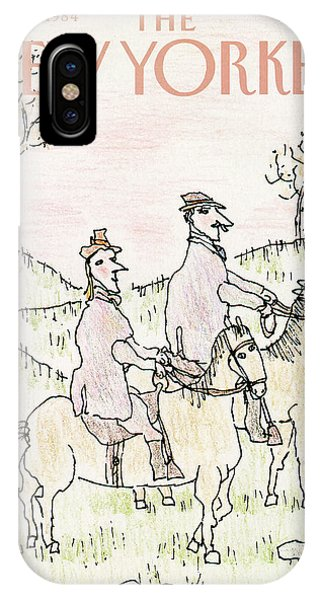 New Yorker May 28th, 1984 IPhone Case