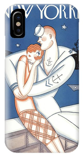 New Yorker May 29th, 1926 IPhone Case