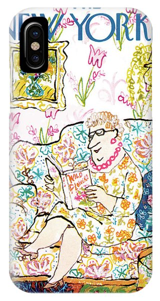 New Yorker May 30th, 1970 IPhone Case