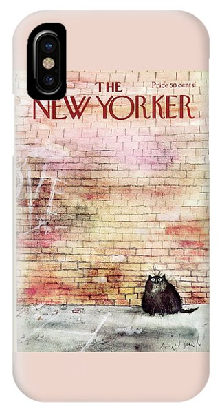New Yorker May 3rd, 1969 IPhone Case