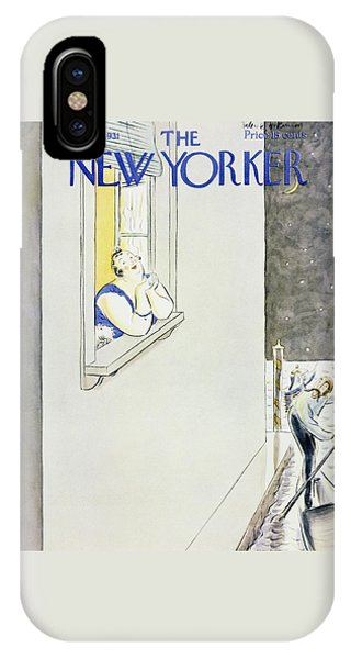 New Yorker May 9 1931 IPhone Case
