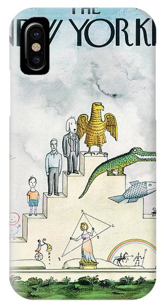 New Yorker November 11th, 1967 IPhone Case