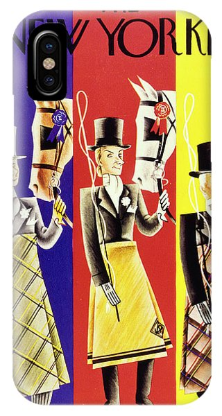 New Yorker November 12 1932 IPhone Case