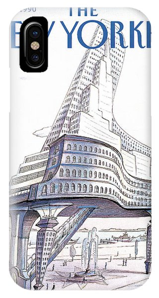New Yorker November 12th, 1990 IPhone Case