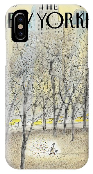New Yorker November 15th, 1999 IPhone Case