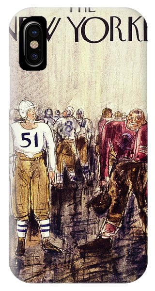 New Yorker November 16 1940 IPhone Case