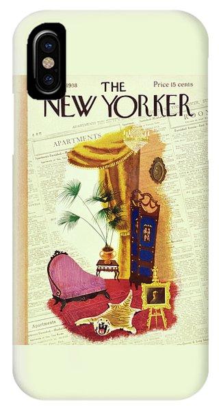 New Yorker November 19 1938 IPhone Case