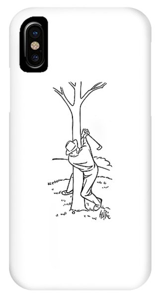 New Yorker November 19th, 1949 IPhone Case
