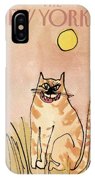 New Yorker November 1st, 1982 IPhone Case