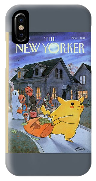 New Yorker November 1st, 1999 IPhone Case