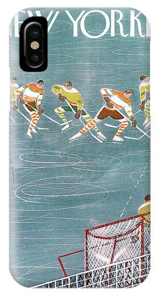 New Yorker November 21st, 1959 IPhone Case