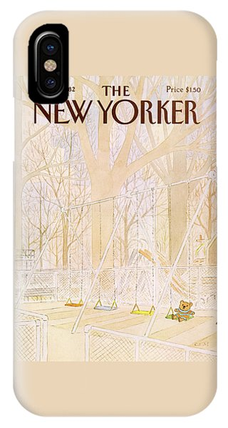 New Yorker November 22nd, 1982 IPhone Case