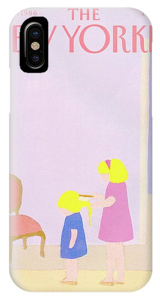 New Yorker November 24th, 1986 IPhone Case
