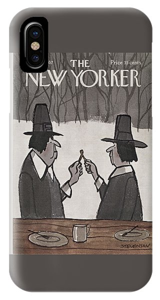 New Yorker November 25th, 1967 IPhone Case