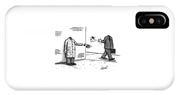 New Yorker November 25th, 1996 IPhone Case