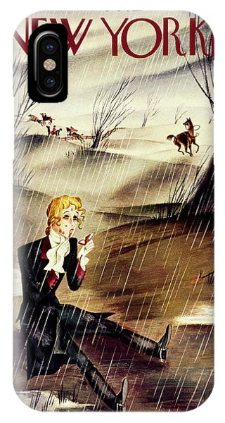 New Yorker November 28 1936 IPhone Case