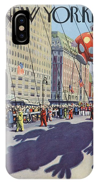New Yorker November 29th, 1952 IPhone X Case