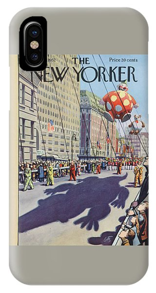 New Yorker November 29th, 1952 IPhone Case