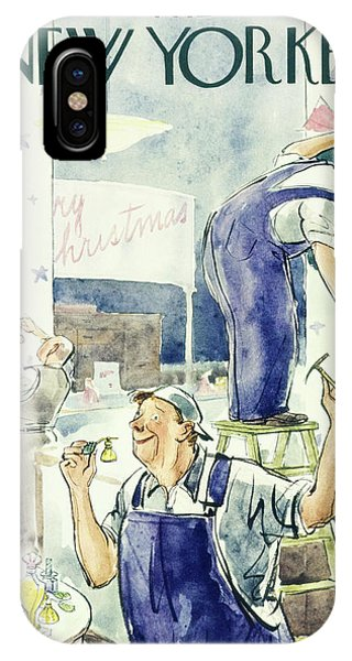 New Yorker November 30 1940 IPhone Case