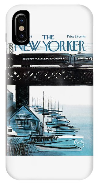New Yorker November 30th, 1963 IPhone Case