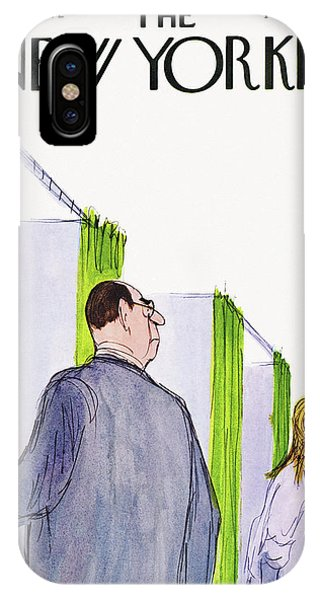 New Yorker November 4th, 1972 IPhone Case