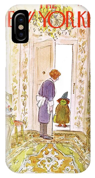 New Yorker November 4th, 1974 IPhone Case
