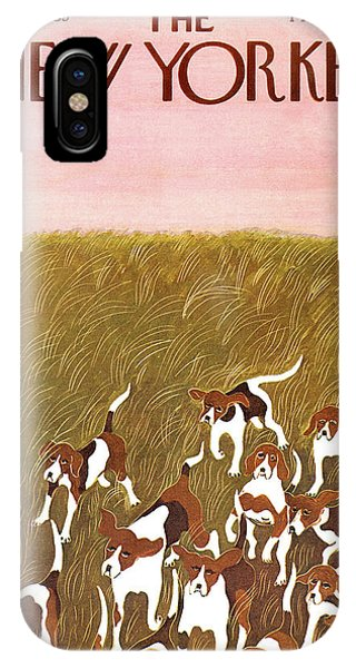 New Yorker November 6th, 1965 IPhone Case