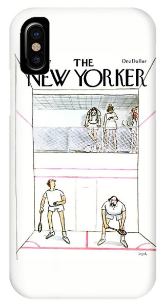 New Yorker November 7th, 1977 IPhone Case